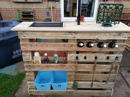 pallet patio furniture. diy making your own pallet patio furniture r