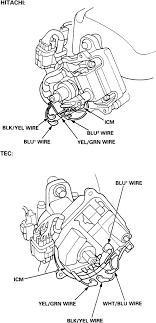 1999 honda civic distributor wiring diagram chromatex 1998 honda civic ex start back the ignition coil and rotor cool 1999 distributor wiring diagram