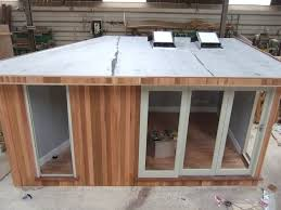diy garden office plans. odd shaped garden office 1 diy plans i