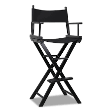 outdoor director chair. Professional Tall Director Chair Makeup Artist Movie Wood Foldable Outdoor Camp-buy-now- \