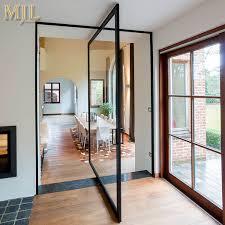 china market modern design aluminium glass entry pivot doors china aluminum frame pivot door interior pivot doors