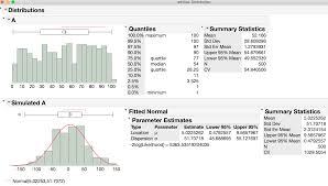 Solved Simulating Data With Random Formula Jmp User Community