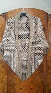 Shrug Pattern Beauteous Crochet Cocoon Shrug Pattern Ideas The WHOot