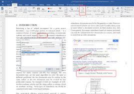 Microsoft Word Writing Academic Documents Vs Latex Onedrive