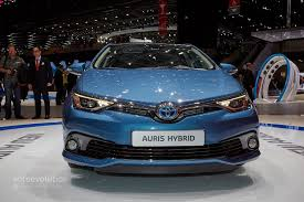 Toyota Celebrates 4 Million Cars Made in Britain with Auris Hybrid ...