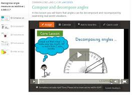 Decompose Angles Worksheets – The Teachers' Cafe – Common Core ...