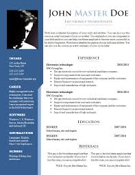 Different Resume Formats 5 Format Different Cv LUUZ. Updated .