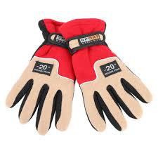 Gloves <b>Bike Cycling</b> Sports Gloves Winter Warmer Full Finger Skiing ...