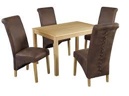 Oakridge Bedroom Furniture Oakridge Table Treviso Brown Chairs Lpd Furniture