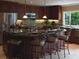 L Shaped Kitchen Remodel Kitchen Layout Templates 6 Different Designs Hgtv