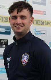 Adam Mullan   Coleraine FC
