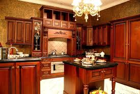 n project cherry solid wood kitchen cabinet beautiful cabine