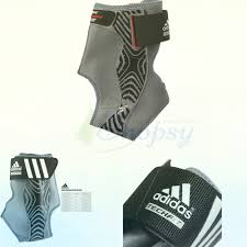 Adidas Performance Adizero Speedwrap Ankle Brace Medium Lead Black Left X Large 885582618801 Ebay