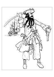 Playmobil Piratenschip Kleurplaat Pirate Ausmalbild Kleurplatenlcom