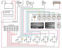 updated 5 relay wiring diagram thoughts? second generation Nissan Xterra Wiring Diagram updated the wiring diagram to include a fuse block for all the relays, and relocated the master switch, tapped off fuse 36 2007 nissan xterra wiring diagram