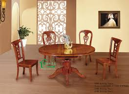round wood dining table jzrowi interior design ideas amp furniture wood round dining table