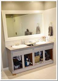bathroom cabinet redo. Awesome Paint Bathroom Cabinet Your Cabinets The Idea Room Redo O