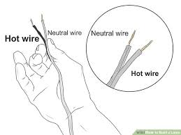 how to build a lamp (with pictures) wikihow Table Lamp Wiring Diagram image titled build a lamp step 12 table lamp wiring diagrams push button