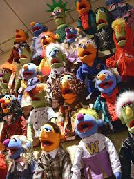 Design Your Own Muppet Muppet Whatnot Workshop The Muppet Whatnot Workshop Is An