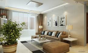 ... Living Room, Alluring Brown Curtain Ideas For Great Modern Window  Design And Inspiring Ceiling Apartment ...