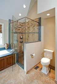 traditional shower designs. This Custom Traditional Shower In Pa Features Heavy Glass For A Sleek Look Bath Design Designs Bathrooms