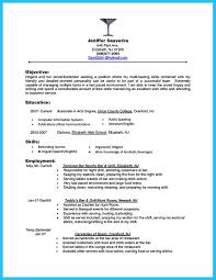 Job Description Of A Bartender For Resume Impressive Bartender Resume Sample That Brings You To A Bartender Job 38