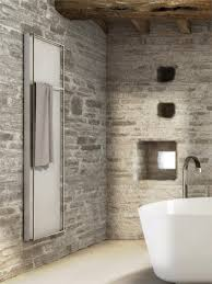 Natural Stone Bathroom With Tubs