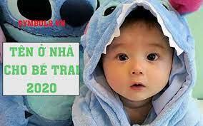 Tên Ở Nhà Cho Bé Trai 2021 ❤️ 1001 Biệt Hiệu Con Trai Hay