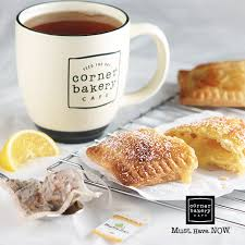 Corner Bakery Cafe On Twitter Our New Twisted Lemon Hand Pie Is