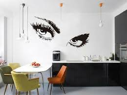 Small Picture Creative Wall Design Kitchen Wall Sticker Coloured Kitchen Chairs