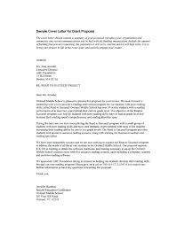Project Proposal Cover Letter Fresh Template Best Request For