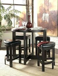 pub table with 4 chairs dining outdoor bistro table with 4 chairs pub table