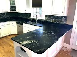 black leather granite countertops black leather granite kitchen