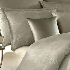nicole miller metallic circles platinum tan king duvet covertan covers queen metallic duvet covers metallic duvet