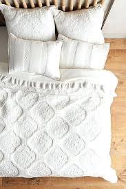 White Quilt Crib Bedding White Quilt Bedding Set Logan And Mason ... & White Quilt Baby Bedding Peonia Coverlet Anthropologiecom A White Quilt  Beddingunique White Bedspreads Queen Size White Adamdwight.com