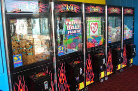 Crane Toy Vending Machine New Hot Stuff Crane Machine Stuffed Animal Claw Machine