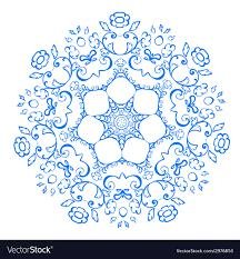 Rosette Pattern