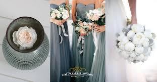 white grey wedding theme
