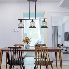 bonlicht metal kitchen island lighting