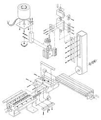 Mini mill wiring diagram with blueprint images