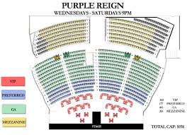18 Eye Catching Tropicana Seating Chart With Rows