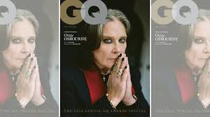 Promotional tour by ozzy osbourne. Ozzy Osbourne Looking Suave On Gq Cover Reveals What He Thinks Was The First Metal Song His Influence On Punk