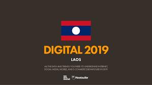 Sanook Chart Digital 2019 Laos January 2019 V01