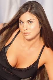 Nadia Bjorlin She s an amazing actress and yet very beautiful.