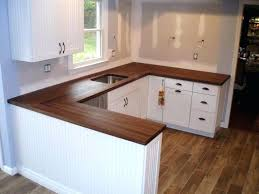 butcher block countertop cost per square foot ikea butcher block countertop how to cut seal install