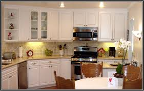 resurfacing kitchen cabinets picture