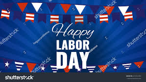 labor day theme happy labor day abstract american theme stock vector 472761583