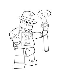 Pinthe Brick Show On Lego Dc Villains Coloring Pages Lego Dc