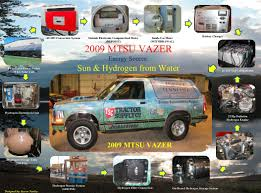 debunked coast to coast on 10 or 2 5 gallons of gas metabunk and another for the solar water powered car which shows it s just a solar panel feeding back into the grid then the car is recharged off the grid using