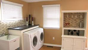 Laundry room makeovers charming small Cleaning Enchanting Room Unfinished Design Laundry Makeover Small Ideas Interior Winning In Basement Dreamliner Interior Ideas Enchanting Room Unfinished Design Laundry Makeover Small Ideas